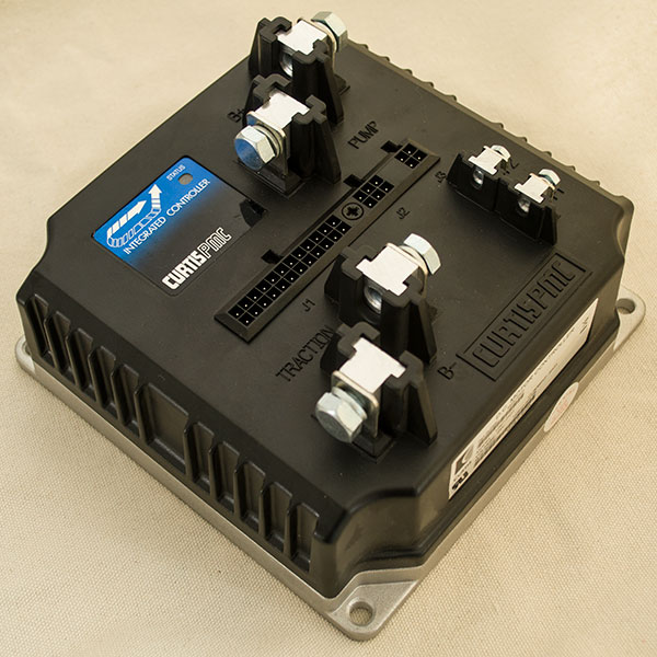 CURTIS SepEx Motor Speed Controller 1297-2401, 24V - 350A (Traction) / 24V - 300A (Pump)
