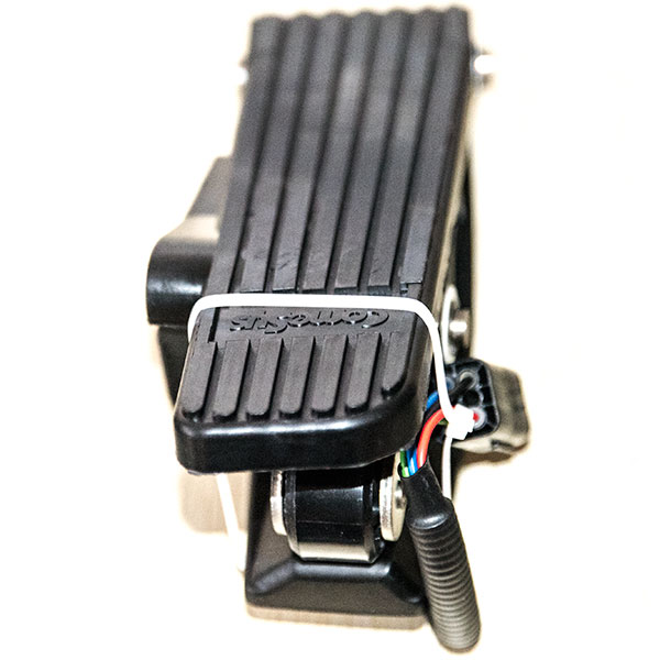 COMESYS original product, forklift accelerator pedal, works with CURTIS, ZAPI, SEVCON and DANAHER controllers. HELI, HANGCHA, EP forklift part.