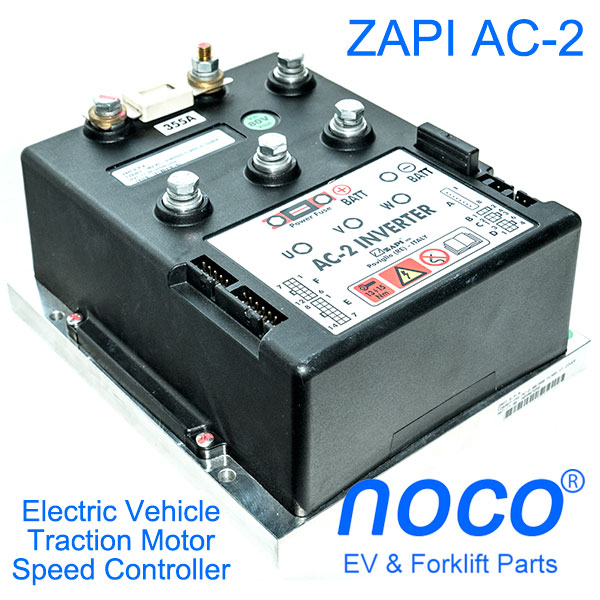 ZAPI AC Inverter, FZ8307-INV, Heli Forklift and EAGLE Golf Cart AC Motor Controller