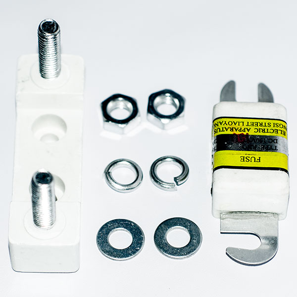 150V Automotive Bolt-in Ceramic Stud Fuse