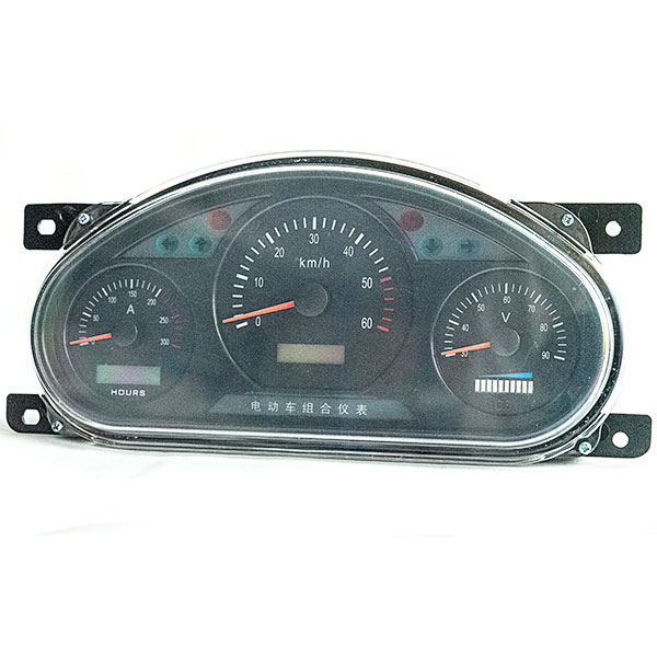 Golf Cart and Electric Passenger Vehicle Dashboard, Mixed Display Board
